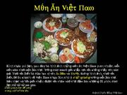 mon an viet nam