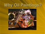 Why Many Loves Oil Paintings