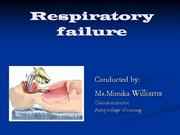Respiratory failure.ppt