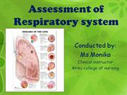 Assessment of respiratory system.ppt