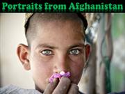 Portraits from Afghanistan