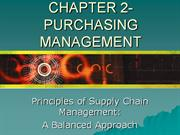 purchase mgt