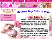 mothers day gifts to india