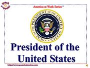 President of the United States PEN 2939