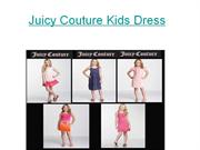 Juicy Couture Kids Dress
