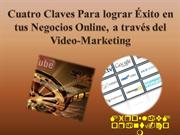 Cuatro Claves Para lograr xito en tus Negocios