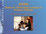 TEchnology impact in Primary School