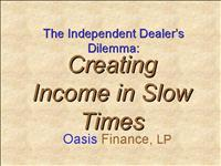 Why Use Oasis Pres from CR