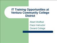 VCCCD IT Tech Presentation