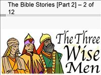 The three wise men 2 of 12