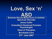 Love Sex and ASD June 07