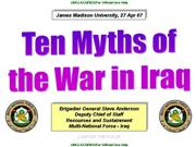 10 oif myths