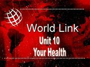 WorldLink Level 4 Unit 10