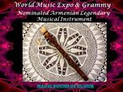 """World Music Expo"" & ""Grammy"" Nominated Armenian L"