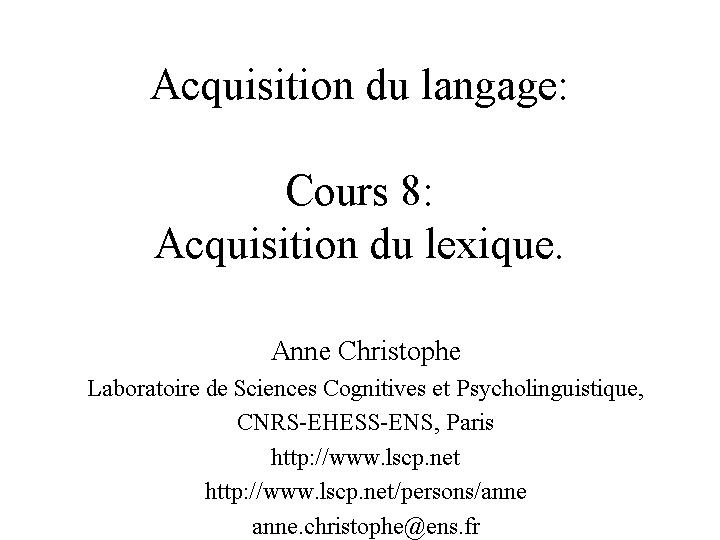 Anne geneve cours8