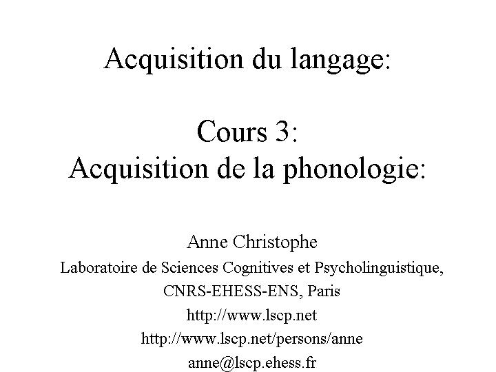 Anne geneve cours3