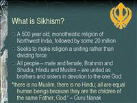 beliefs jainism sikhism Jainism is mentioned as a religion along with buddhism and sikhism in explanation ii of the article 25 of the india constitution relating to fundamental right to religions freedom on this issue jawahar lal nehru, the then prime minister, in his letter dated 31011950 assured a jain deputation that they need not have any misgivings on this.