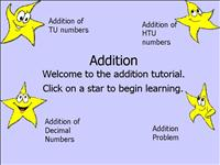 Star addition tutorial