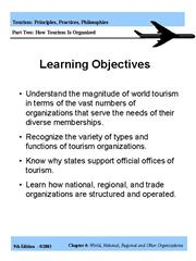 tourism chapter 04