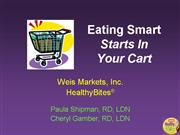 Eating Smart Starts in Your Cart PANEN 5 14 07 wit