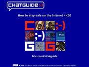 chatguide KS3
