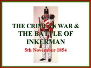 the crimean war and battle of inkerman 2