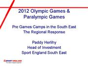 VESG Pre Games Camps workshop PH presentation