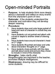 Types of reading strategies