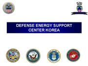 H DESC Korea Brief