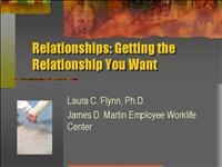 Relationships Presentation