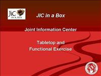 JIC Exercise