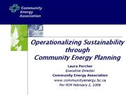 laura porcher community energy association municip