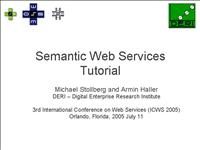 SWS tutorial iswc05