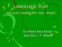 language play