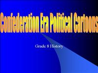Confederation Era Political Cartoons