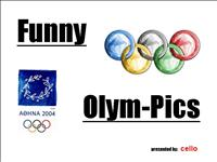 2004 strange olympic pictures