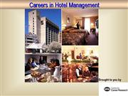 careers hotelmanagement
