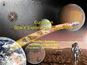 Pierro European Space Exploration Programme MoonMa