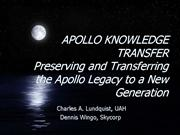 APOLLO TRANSFER 3