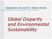 Environmental Sustainability Preview