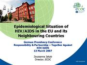 HIV AIDS in Europe