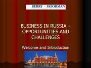 business in russia 062807