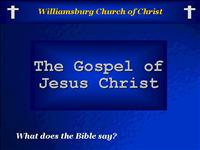 Gospel of Jesus 06