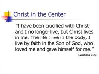 Christ+in+the+Center+