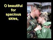 USMilitaryAmericathe Beautiful