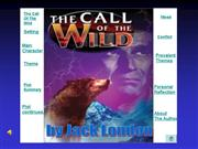 The Call Of Wild buttons