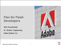 Flex For Flash Developers FF 2006 final