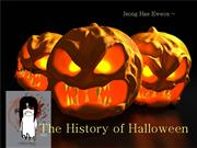 15454 The History of Halloween