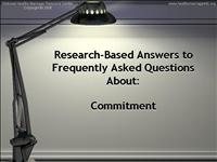 faq commitment