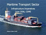 maritime transport sector malins smith
